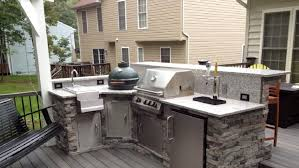 Green Egg Kitchen - diy outdoor kitchen is this a project for you angie u0027s list