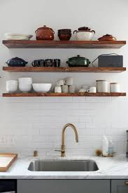 Holzarten Moebel Kombinieren Ideen Küchengestaltung Ideen Offene Küchenregale Aus Holz Küche Möbel