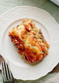 recipe ina garten u0027s roasted vegetable lasagna kitchn