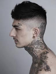 front neck tattoos picture art design design idea
