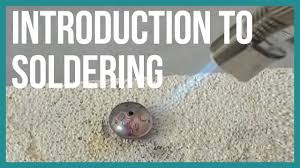 Jewelry Making Classes Austin Introduction To Soldering Tutorial Jewelry Making Beaducation Com