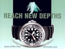 300 meter to feet citizen 300 meter 1 000 feet large promaster dive watch from gem