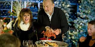 alsatian christmas table with chef hubert keller wttw chicago