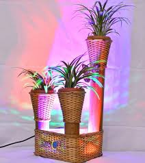 corner three tree tub stand with led light 7205 mmd5004 othoba