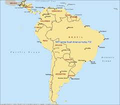 Map Of Central America And South America Central America Map Outline Interactive Powerpoint Map Of Usa