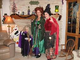 Red Witch Halloween Costume Sanderson Sisters Witch Costumes 10 Ideas