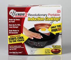 Nuwave2 Induction Cooktop Verdicts Ez Pockets Ice Cream Magic Nuwave 2 Pop Chef Stone