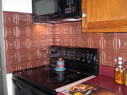 Copper Kitchen Backsplash by Copper Backsplash Tiles For Kitchen U2014 New Interior Design Design