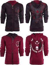mens zip up hoodie ebay