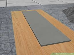 6 ways to ceramic tile wikihow