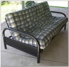 black metal futon sofa bed frame centerfieldbar com