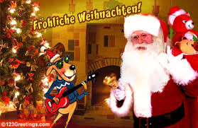 ein frohes weihnachtsfest free german ecards greeting cards
