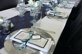 wedding runners silver sequin table runner black and wedding runners uk hire