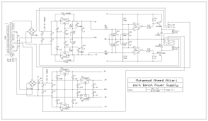 bench power supply electronics forum circuits projects and