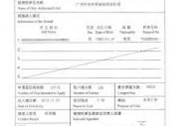 Letter Visa Application Exle Invitation Letter For China Work Visa Image Collections