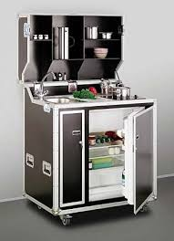 portable kitchen cabinets for small apartments mini kitchen fits studio or in unit in tiny spaces