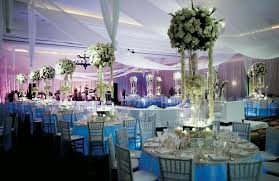 Winter Decorations For Wedding - all white autumn wedding at south beach in miami florida inside