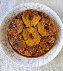 eggless pineapple upside down cake recipe u2013 gayathri u0027s cook spot