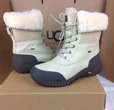 s ugg australia adirondack boots ugg australia adirondack ii sand leather boots 7 ebay