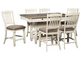 signature design by ashley bolanburg relaxed vintage 7 piece table