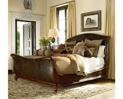 Thomasville Bedroom Furniture Prices by Ernest Hemingway Aberdare Sleigh Bed Beds Bedroom