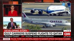 Tiny Planes Qatari Planes Banned From Egyptian Saudi Air Space Video