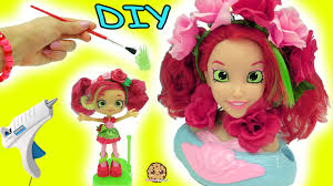 diy do it yourself craft big inspired shopkins shoppies doll from