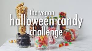halloween candy bowl shop the vegan halloween candy challenge for food youtube