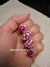 nail designs with pattern the best images bestartnails com