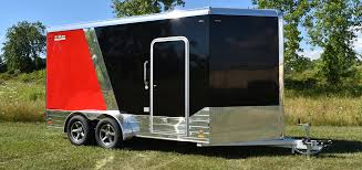 V Nose Enclosed Trailer Cabinets by Legend Trailers Best In Class Aluminum U0026 Steel Trailers