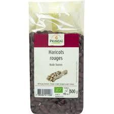 cuisiner des haricots rouges secs haricots rouges secs bio 500 g priméal lecababio fr