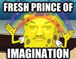 Spongebob Nobody Cares Meme - nobody cares imagination spongebob know your meme