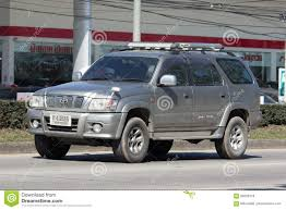 toyota sport utility vehicles private suv car toyota sport rider editorial stock photo image