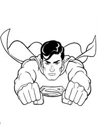 superman coloring pages download print free