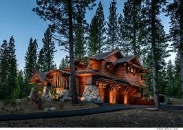 custom cabin built by nsm construction in truckee ca lottery