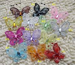 aliexpress buy sale beautiful butterfly appliques for