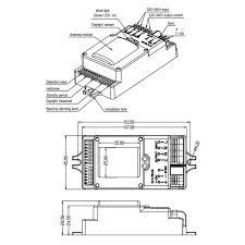 vector light bar wiring diagram vector products bright bar