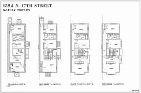 row house floor plan brownstone floor plans beautiful row house floor plans