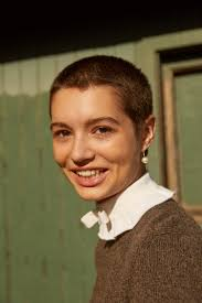 womens buzzed and bold haircuts ally durham layla pinterest durham haircuts and short hair