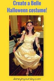Belle Halloween Costume Belle Halloween Costume Disney