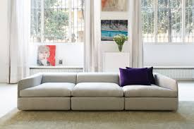open is a distinctively elegant and comfortable sofa system of