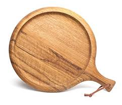 cutting board plates wooden pizza tray with handle pizza plate