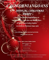 Background Of Invitation Card Christmas Party Invitation Card Design Idea With White Font Color