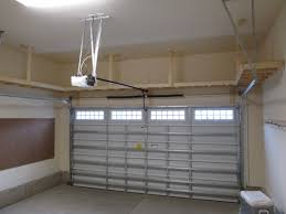 how to build a garage loft overhead garage storage specialist our big shelf storage