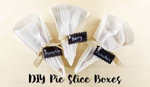 Personalized Pie Boxes How To Make Paper Plate Pie Slice Boxes Youtube