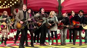 american idiot cast performing riddance on the macy s