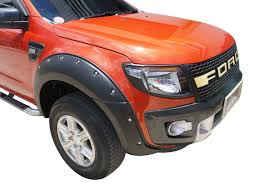 ford ranger 2015 ford ranger flairs for mk1 u2013 2012 2015 models u2013 proauto 4 4