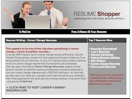 My problem with Resume Shopper is that they advertise The  quot Top   Resume Sites quot  but it appears to be a site that resume sites can pay to advertise one  and     Resume Writers  Digest
