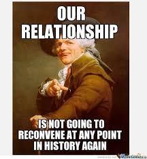 Ducreux Meme - relationship joseph ducreux by michaelthetroll meme center