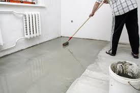 painting a floor garage floor painting my gorilla garage